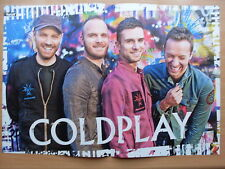 POSTER   * COLDPLAY / My Chemical Romance *