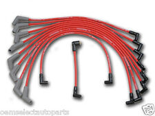 OEM NEW Ford Racing 9mm RED Spark Plug/Ignition Wire Set- 7.0 7.5 BBF 460 427