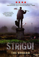 Strigoi: The Undead (DVD, 2009) RARE VAMPIRE HORROR Breaking Glass Pictures OOP