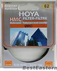 Genuine Hoya 62mm HMC UV(C) Multi-Coated Slim Filter 62 mm