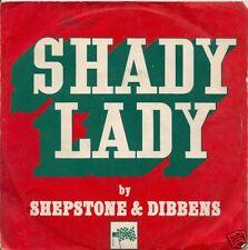 45 TOURS--SHEPSTONE & DIBBENS--SHADY LADY