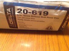 """Delta 6"""" Quick-Release Drill Press Vise Model: 20-619"""