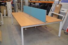 Steelcase Frame One Workstations : Call Centre Bench Desks Will install UK