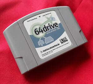 Nintendo 64 N64 64drive Development Cartridge