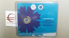 coin card 2 euro 2018 FRANCIA Fiordaliso Bleuet de France frankreich Frankrijk