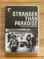 Stranger Than Paradise (Criterion Collection) (DVD, 1984)