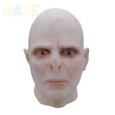 Harry Potter Lord Voldemort Cosplay Latex Maske Kostüm Halloween Requisiten