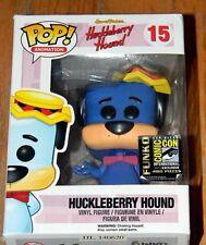 New~ Funko Pop ~ DARK BLUE HUCKBERRY HOUND ~ SDCC 2014 EXCLUSIVE 480 Pieces