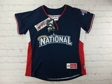NWT National Jersey 2010 MLB All-Star Game Majestic Baseball Youth Medium