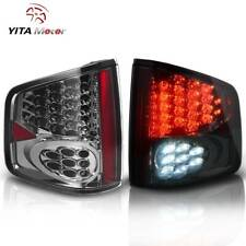 Yitamotor for 1994-2004 Chevy S10 Gmc Sonoma Isuzu Hombre Led Tail Lights Lh&Rh
