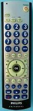 """Philips Universal Remote Control CL035A TV/AUX/DVD/VCR/SAT/CBL 7 3/4""""X 3/4""""X2"""""""