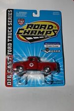 ROAD CHAMPS 1956 FORD PICKUP TRUCK, TEXACO OIL, 1:43 NEW BOXED