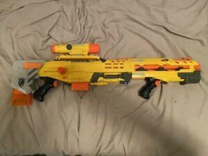 Nerf Longshot CS-6 N-Strike Dart Blaster (Darts Included)