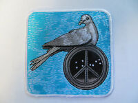 Vintage 1960's Peace & Dove Patch Mint Condition! Protest, Hippie, Peace Sign!