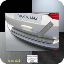 Exklusiv RGM Ladekantenschutz Alu-Look für Ford Grand C-Max Van ab Bauj 06.2015-