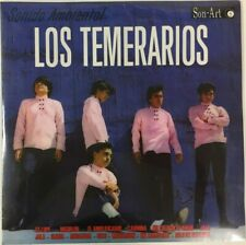 LOS TEMERARIOS -1965 A GO GO- 2010 MEXICAN LP REISSUE STILL SEALED GARAGE BEAT