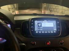 "autoradio Uconnect 7"" Abarth 595"