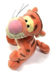 "Vintage Gund Winnie The Pooh Tigger Tiger Striped Plush Stuffed Animal 9"""
