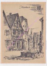 CP ART TABLEAU LUDWIG SCHAFER GROHE Marbach NECKAR n69