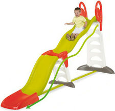 SMOBY KIDS LARGE GARDEN SUPER MEGAGLISS 2 IN 1 SLIDE CHILDRENS SLIDE