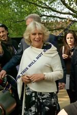 mm0660 - Camilla Parker Bowles before wedding to Prince Charles - photograph