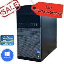 Dell OptiPlex 7010 MT PC Core i5 Win10Pro HDD/SSD 4GB-32GB RAM DVD BRENNER