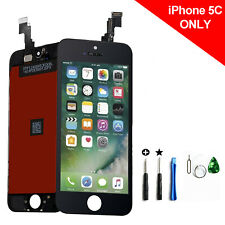 Black LCD Display+Touch Screen Digitizer Assembly Replacement for iPhone 5C