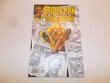 Marvel Comic Spider-man Death & Destiny Part 1 of 3 August 2000