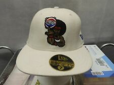 Baltimore Bullets Washington DC Afro Man NBA New Era 59fifty Fitted 5950 Hat 7