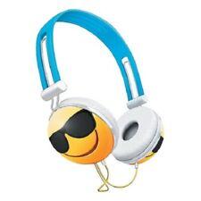 Emoji Overhead Stereo Headphones Gift