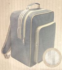 17L Backpack Cooler Bag Insulated Foil Cooling Summer Picnic Camping Bag Grey