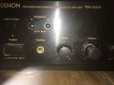 Denon PMA-355 AMPLIFICATORE INTEGRATO STEREO Regno Unito