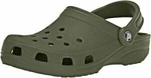 Crocs Mens and Womens Classic Clog | Water Comfortable Slip On Shoes