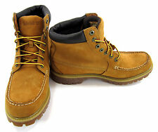 """Timberland Boots Earthkeepers Newmarket Cupsole 6"""" Wheat/Brown Shoes Size 10.5"""