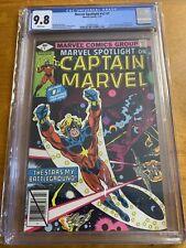 Marvel Spotlight #1 CGC 9.8
