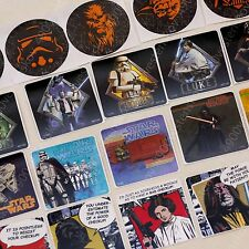 smilemakers Star Wars Assorted Sticker 20 sheets