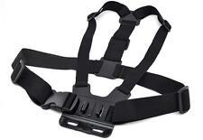 Chest Harness Head Strap J Hook Mount Tripod Monopod Adapter for GoPro Hero 2 3+