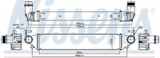 INTERCOOLER FIAT 500 X 1.3 1.6 2.0 MJTD - OE: 51965908 / 51966750 - NUEVO!!!