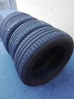 4 Sommerreifen Michelin Energy Saver 195/55 R15 85 T