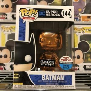 Mint Funko Pop Comicon Limited Batman