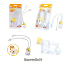 Baby Safe Nose Cleaner Vacuum Suction Nasal Mucus Runny Aspirator Inhale Popular