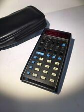 Hewlett-Packard HP 35 Vintage Scientific Calculator - Untested With Case