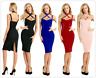 Sexy Women's Bodycon Sleeveless Evening Party Cocktail Short Mini Dress Clubwear
