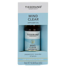 Tisserand Aromatherapy Mind Clear Diffuser Oil Vaporising Oil 9ml