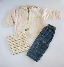 Conjunto de niño de BABY BOL (Talla 6 meses) - chaqueta, camiseta y vaqueros