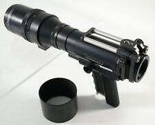 NOVOFLEX NOFLEXAR 5,6/400 5,6/400mm F5,6 5,6 400 400mm fast focus pistol grip/18