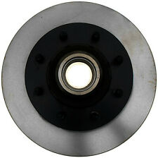 Disc Brake Rotor and Hub Assembly-Non-Coated Front fits 94-99 Dodge Ram 2500