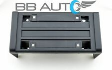 88-98 GMC C/K FULL SIZE TRUCK SUV FRONT LICENSE PLATE TAG BRACKET HOLDER NEW