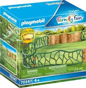 Playmobil - Zoo Enclosure PMB70347