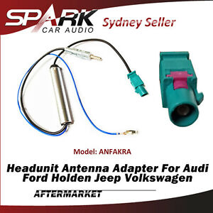 Antenna Adapter Adaptor Car Radio Fakra For Citroen Berlingo C2 C3 C4 C5 RAM CP